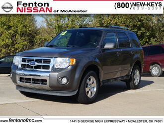 2012 Ford Escape Limited McAlester OK