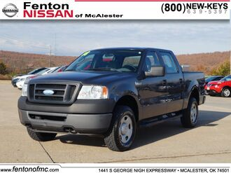 2008 Ford F-150 XLT McAlester OK