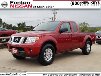 2014 Nissan Frontier SV McAlester OK