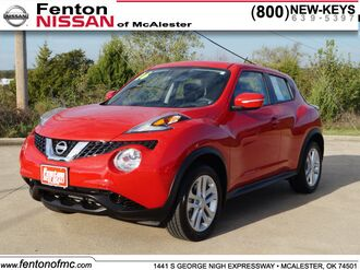 2016 Nissan JUKE S McAlester OK