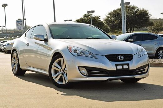 2012 Hyundai Genesis Coupe 3.8 Grand Touring Addison TX