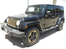 2014 Jeep Wrangler Unlimited Dragon Edition Bedford TX