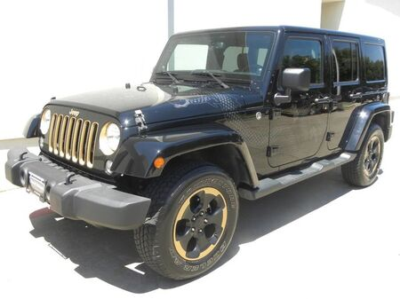 Jeep Wrangler Unlimited Dragon Edition 2014