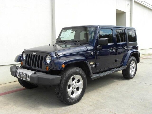 2013 Jeep Wrangler Unlimited Sahara Bedford Tx 15238863