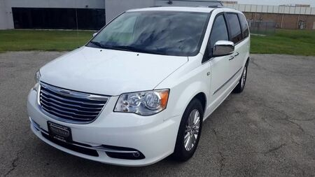 Chrysler Town & Country Touring-L 30th Anniversary 2014