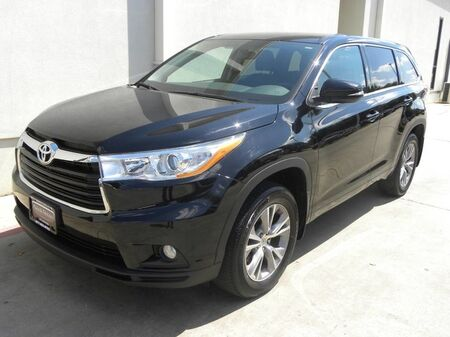 Toyota Highlander LE Plus 2014