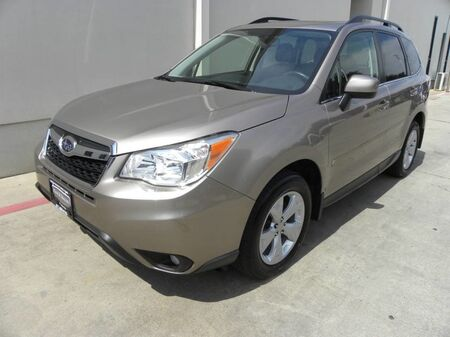 Subaru Forester 2.5i Limited 2015