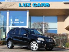 Mercedes-Benz ML550 4MATIC NAV 2008