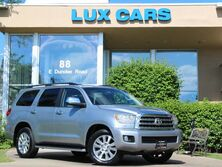 Toyota Sequoia 4WD LIMITED NAV 2011