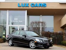Mercedes-Benz E550 4MATIC SPORT NAV 2013