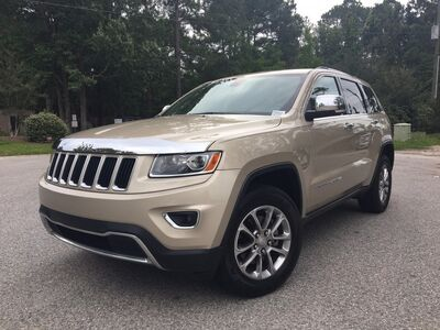 2014 Jeep Grand Cherokee Limited Charleston SC