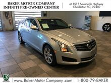 2013 Cadillac ATS Luxury Charleston SC