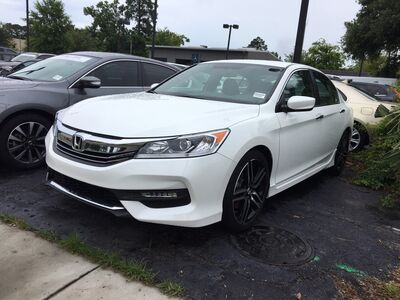 2017 Honda Accord Sedan Sport Charleston SC