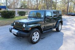 2011 Jeep Wrangler Unlimited Sahara Charleston SC