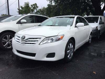 2011 Toyota Camry LE Charleston SC