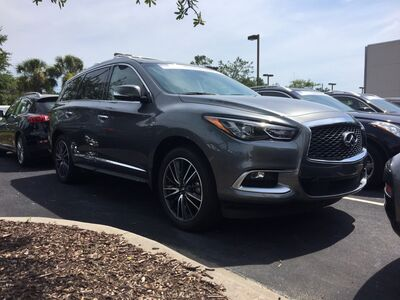 2016 INFINITI QX60 DELUXE TECHNOLOGY Charleston SC