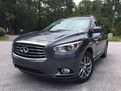 2014 INFINITI QX60 PREMIUM PLUS W/THEATER Charleston SC