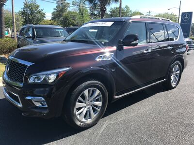 2016 INFINITI QX80 Base Charleston SC