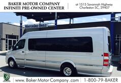 2015 Mercedes-Benz Vans Sprinter Airstream Autobahn Charleston SC