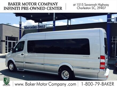2015_Mercedes-Benz Vans_Sprinter Airstream_Autobahn_ Charleston SC