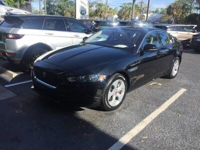 2017 Jaguar XE 25t Charleston SC