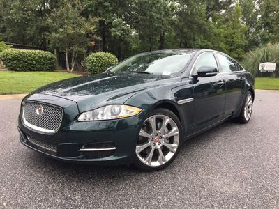 2014 Jaguar XJ XJL Portfolio Charleston SC