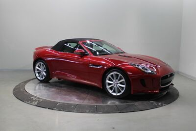 2016 Jaguar F-TYPE 380HP S CONVERTIBLE Charleston SC