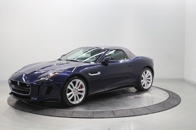 2015 Jaguar F-TYPE 495HP S CONVERTIBLE Charleston SC
