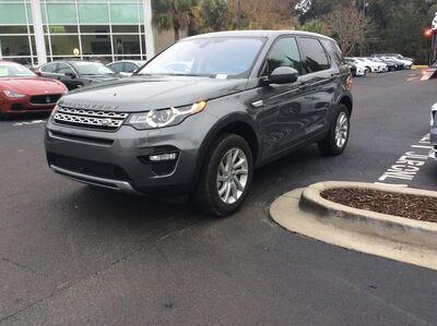 2017 Land Rover Discovery Sport HSE Charleston SC