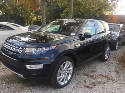 2017 Land Rover Discovery Sport HSE Luxury Charleston SC