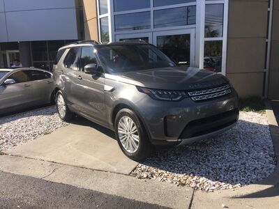 2017 Land Rover Discovery HSE Charleston SC