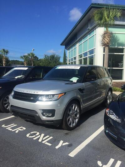 2014 Land Rover Range Rover Sport Supercharged Charleston SC