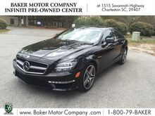 2014 Mercedes-Benz CLS-Class CLS63 AMG S-Model Charleston SC
