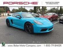 2017 Porsche 718 Cayman Coupe Charleston SC