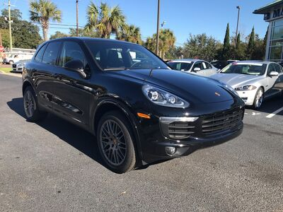 2017 Porsche Cayenne V6 Platinum Edition Charleston SC
