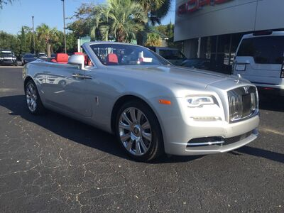 2016 Rolls-Royce Dawn Drophead Charleston SC