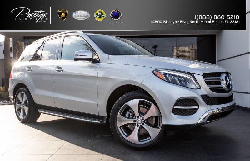 2016 Mercedes-Benz GLE 350 North Miami Beach FL