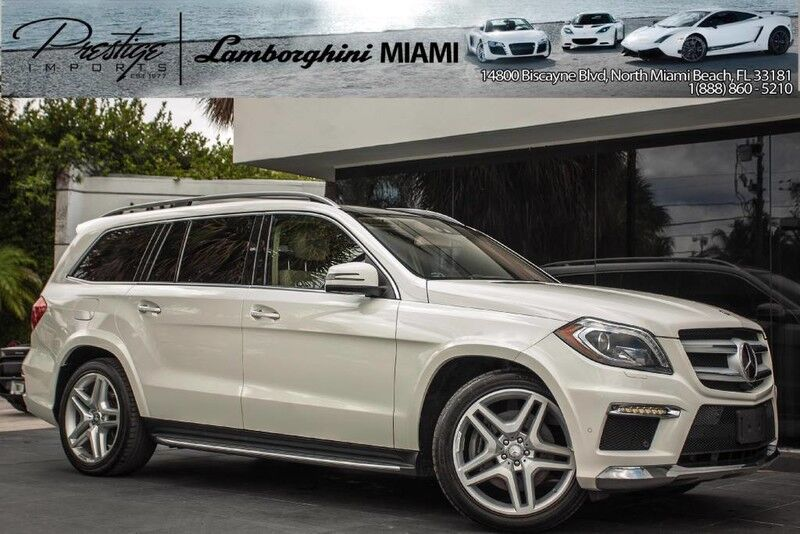 Pre Owned Mercedes Benz Gl North Miami Beach Fl
