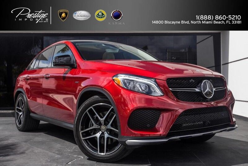 2016 Mercedes-Benz GLE 450 AMG North Miami Beach FL