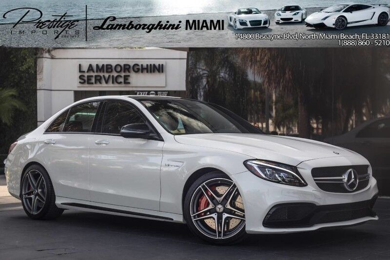 Pre owned mercedes benz c class north miami beach fl for Mercedes benz miami florida
