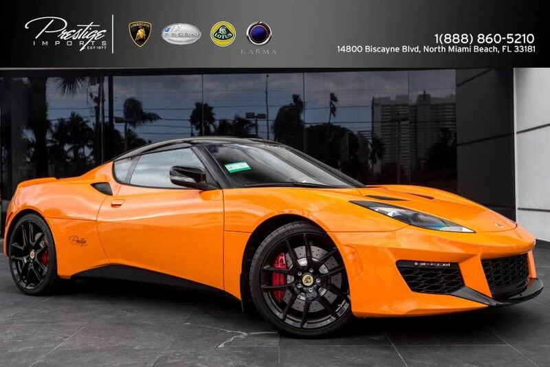 2017 Lotus Evora 400  North Miami Beach FL