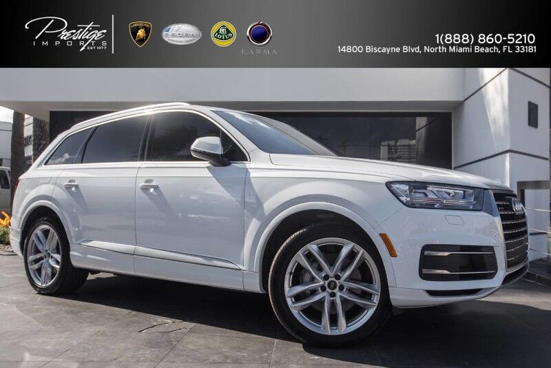 2017 Audi Q7 Prestige North Miami Beach FL