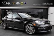 2014 Mercedes-Benz C-Class C63 AMG North Miami Beach FL