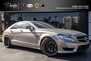 2012 Mercedes-Benz CLS 63 AMG North Miami Beach FL