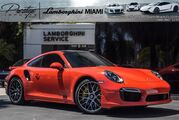 2016 Porsche 911 Turbo S, 226k MSRP North Miami Beach FL