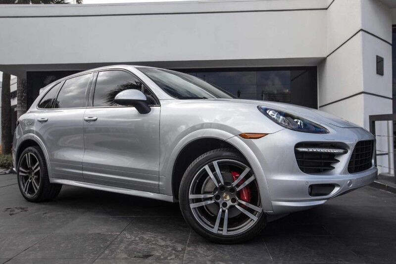 2013 Porsche Cayenne GTS North Miami Beach FL