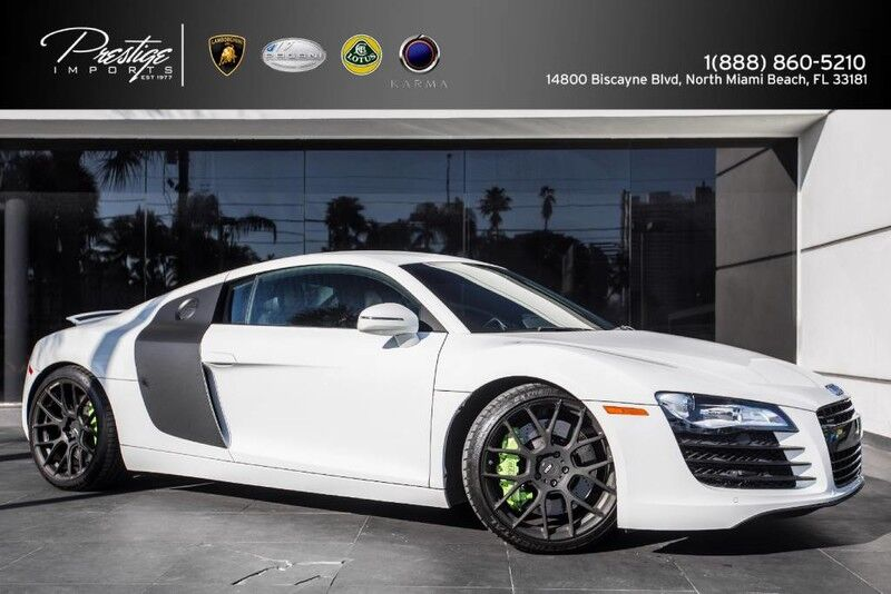 2011 Audi R8 4.2L North Miami Beach FL