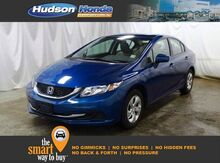 2015 Honda Civic Sedan LX West New York NJ