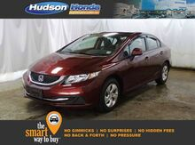 2013 Honda Civic Sdn LX West New York NJ