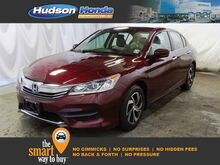 2016 Honda Accord Sedan LX West New York NJ